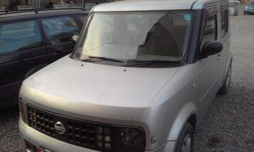 Nissan cube Год выпуска:2003 Тип в Бишкек