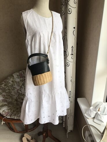 dresses в Кыргызстан: Распродажа! Последнее платье! Лучшего качество хлопковое платье с