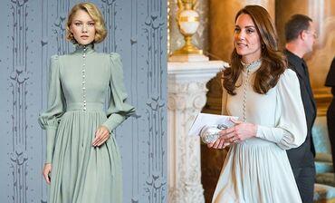 куплю платье в Кыргызстан: Знаменитое платье Кейт Миддлтон