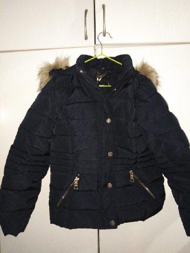 Dečije jakne i kaputi | Uzice: Zimska jakna 140vel,bez znakova koriscena marke C& A _Here there