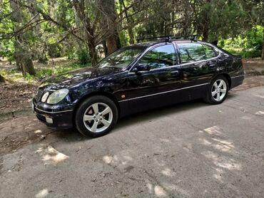 Lexus GS 3 л. 2000 | 215000 км