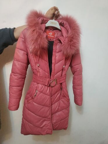 Подростковая куртка. Размер 140