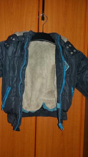 Decija no-no club postavljena zimska jaknica. Vel br 2. Materijal - Zrenjanin