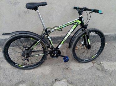 Продаю велосипед.  MTB, 21 скорость, колеса 26х2.10. Состояние хорошее в Бишкек