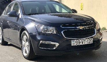Chevrolet Azərbaycanda: Chevrolet Cruze 1.4 l. 2015 | 193000 km