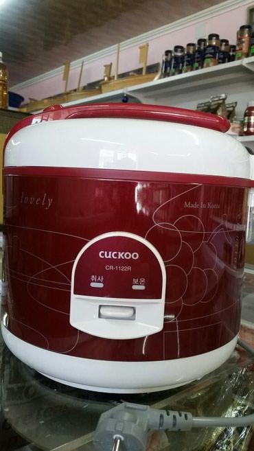 Продаю рисоварку Cuckoo, 15 порц-ая. На 1кг в Бишкек
