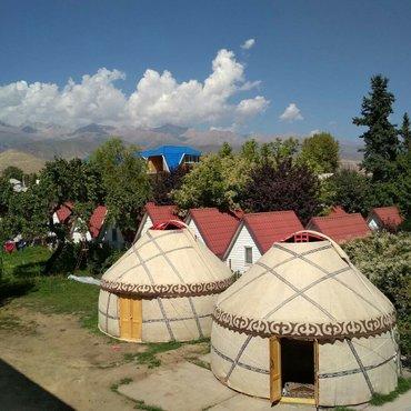 продаю Юрты 65 уук (со всеми убранствами)боз уй сатам 65 уук (бут жа в Бишкек