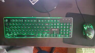 Tastatura | Srbija: TASTATURASve radi kao nova (redragon tastatura) svetli u 7 boja moze