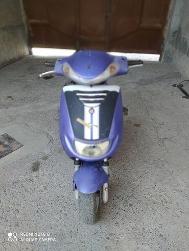 Мотоциклы и мопеды - Сузак: Скутер Дельфин 120 продам