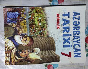 11 elan | İDMAN VƏ HOBBI: Azərbaycan Tarixi 7-ci sinif vəsaitidir.7 AZN mağazalarda satılır. 5