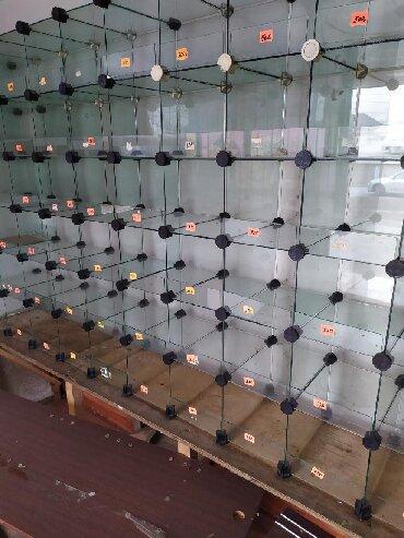 Оборудование для бизнеса - Кыргызстан: Стекляная витрина для кондитерской продукции