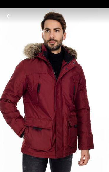 sumka firmy david jones в Кыргызстан: В наличии мужская зимняя куртка JACK &JONES ТурцияРазмер 2ХLЦена