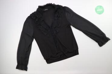 1537 объявлений: Жіноча блуза з оборками Ziyu Fashion р. S    Довжина: 56 см Ширина пле