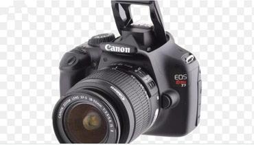 Продаю фотоаппарат canon 1100d (rebel t3) в идеальном состоянии. в Бишкек