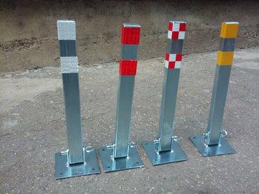 POCINKOVANParking barijera, parking stubic, cuvar - Novi Sad