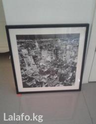 Картина в рамке.Это элемент дизайна, в Бишкек