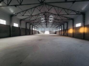 сережка сова в Кыргызстан: Сдается на длительный срок Новое, современное складское помещение на 1