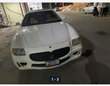 Maserati - Кыргызстан: Maserati 422 4.2 л. 2006 | 111111 км