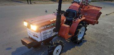 Трактора б у - Кыргызстан: Минитрактор KUBOTA ZB 1502-M, трактор, минитрактор, трактора под