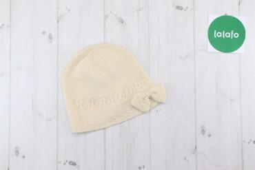 Жіноча шапка з бантиком TiFFi, p. XS    Висота: 21 см Напівобхват голо