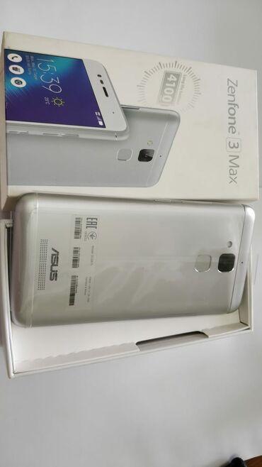 Asus Azərbaycanda: Asus ZenFone 3 Max (ZC520TL) telefonu 2 simkartlı Android sisteminə