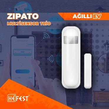 ev qapilari - Azərbaycan: Agilli ev sistemleri.zipato.fibaro.agilli sensor.ZIPATO - Ağıllı Ev