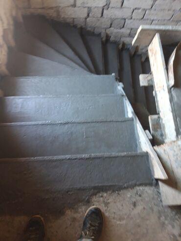 151 elan | XIDMƏTLƏR: Hər növ beton pilləkən