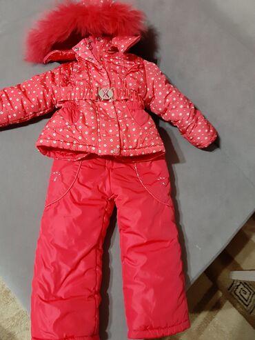 Лыжный костюм деткий на 2 годика в отличном состоянии. ТройкаБольше