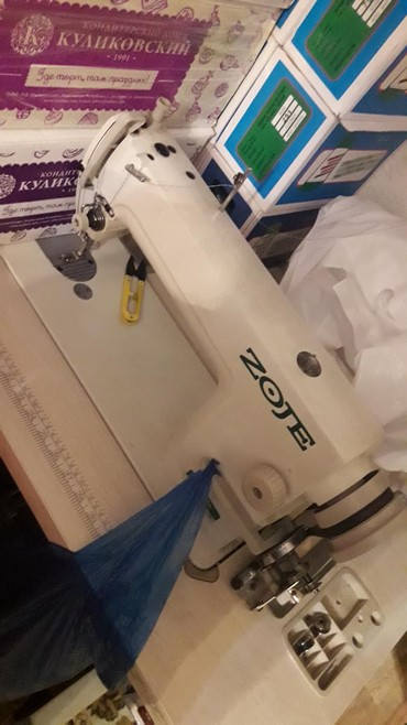 швейную машину juki в Кыргызстан: Продаю швейную машину 250$