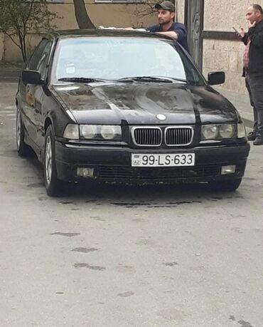 bmw z3 2 3 at - Azərbaycan: BMW 3 series 2.5 l. 1996 | 50000 km