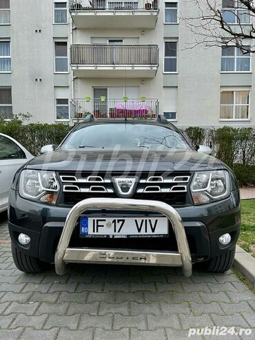 Dacia Duster 1.5 l. 2015   112000 km