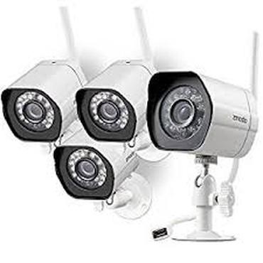 Системы видеонаблюдения - Установка и продажа в Баку в Bakı