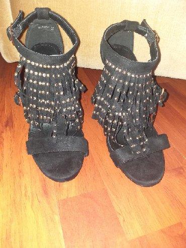 Sandale-zenske - Srbija: Zenske sandale Nove,extra stoje Br.37 Pogledajte sve moje oglase