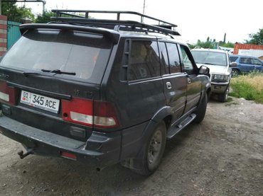 Ssangyong Musso 1998 в Бишкек