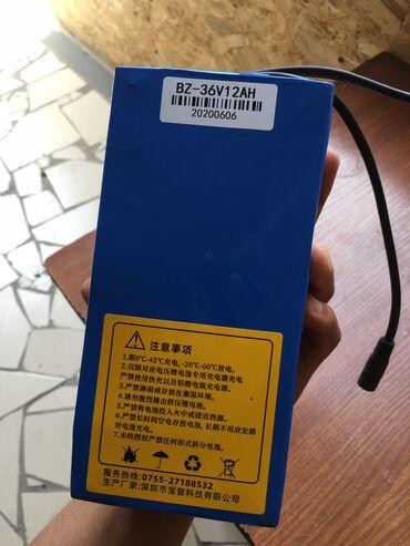 велосипед-3-в-1 в Кыргызстан: Литий ионный аккумулятор 18650 ячейки 12 ah 36 v Новый без циклов