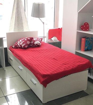Односпальная кроватка из польского в Бишкек
