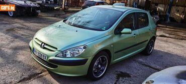 Peugeot 307 2 l. 2001 | 230000 km