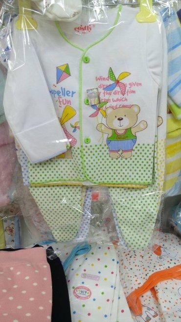 Многоразовые памперсы оригинал + вкладыши. Детские пижамы, костюмчики, в Бишкек - фото 5