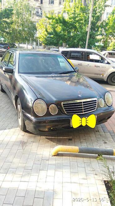 Mercedes-Benz в Кыргызстан: Mercedes-Benz E-Class 2.2 л. 2001 | 253680 км