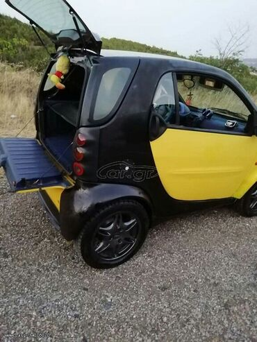Smart Fortwo 0.6 l. 2001 | 53000 km