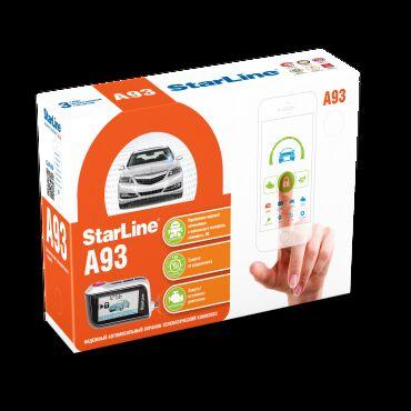 продажа авто in Кыргызстан | АКСЕССУАРЫ ДЛЯ АВТО: Продаю хорошую, абсолютно новую авто сигнализацию StarLineA93 Подойдет
