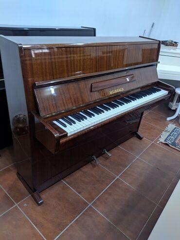 Musiqi alətləri - Ucar: Cexiya Piano Satilir.Catdirilma ilə.Bakida