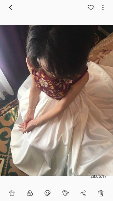 Платье от By_ mery_nargis. Классное! Прокат на в Бишкек