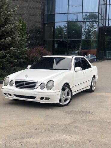 Автомобили - Кыргызстан: Mercedes-Benz E 320 3.2 л. 2000 | 555555555 км