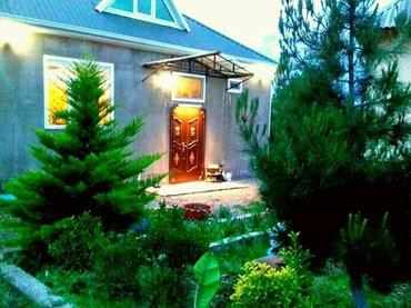 İsmayıllı şəhərində Ismayillida kiraye ev bu ev kubuc daqinin eteyinde yeresir tebiyet