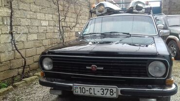 qırmızı bodilər - Azərbaycan: QAZ 24 Volga 2.5 l. 1989 | 120000 km