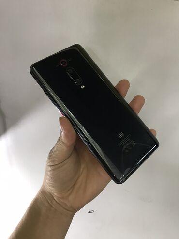 Электроника - Кочкор: Б/у Xiaomi Xiaomi Mi 9T 64 ГБ Черный