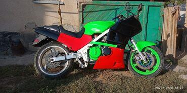 Транспорт - Кыргызстан: Срочно продам мотоцикл Kawasaki GPZ 600r Не находу нужно перебрать