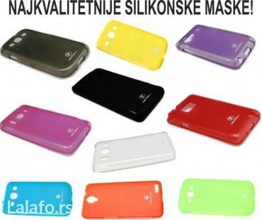 Lenovo a6010 - Srbija: Sikonske maske (futrole) za sve vrste i modele mobilnih telefona
