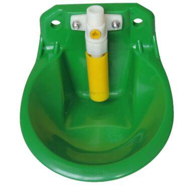 Поилка чашечная пластиковая с клапаномПоилка автоматическая